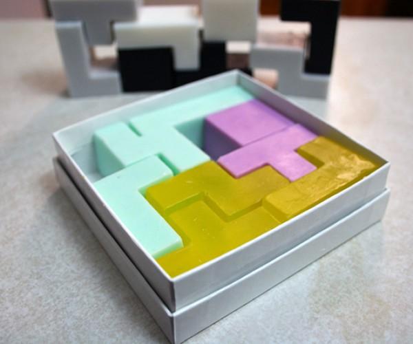 tetris soap set by digitalsoaps 2