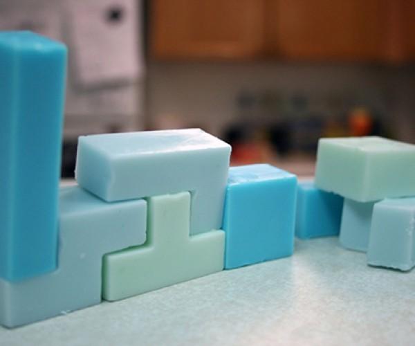 tetris soap set by digitalsoaps 3