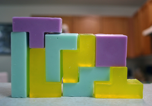 tetris soap by digitalsoaps