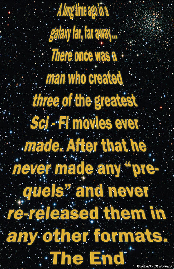 the greatest star wars poster of all time