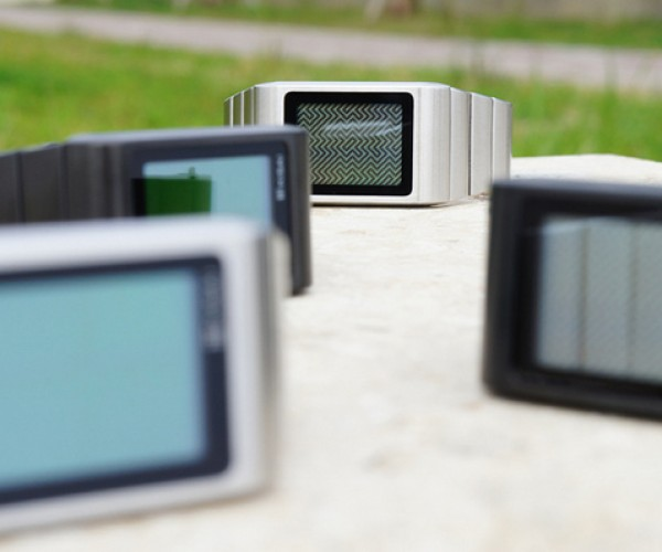 Tokyoflash Kisai Optical Illusion LCD Watch: Now You See It Now You Don't