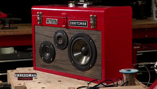 toolbox boombox by floyd davis iv