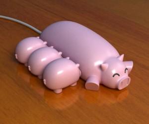 Pig Buddies USB Drive for Nature Lovers