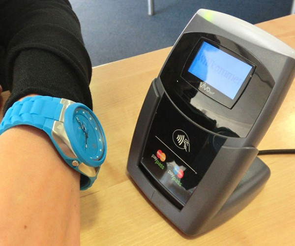 Watch2Pay Uses RFID Tech for Contactless Payments: Watch2Steal