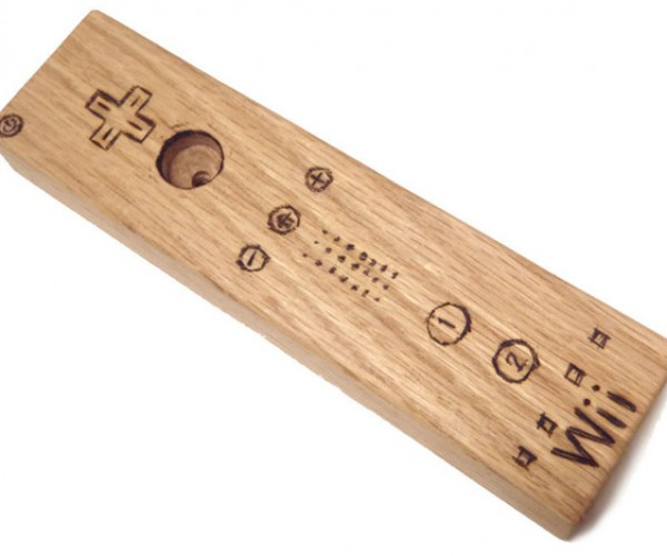 Nintendo Wii Tobacco Pipe: You Can Put Your Wii-d In There