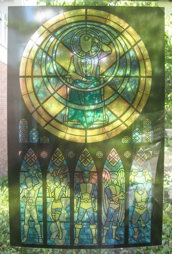 xmen_stained_glass_in_window