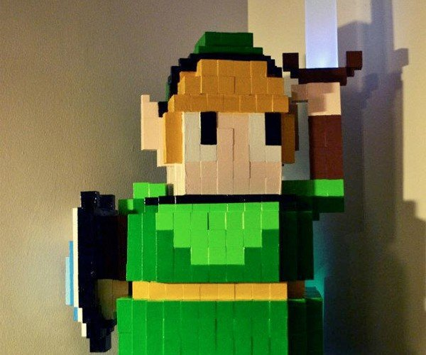 16-Bit Legend of Zelda PC Case is Link-tastic