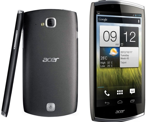 Acer Cloudmobile Smartphone: Android Livin' in the Cloud