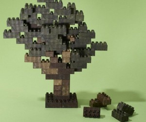 Earth Blocks: Like LEGOs, But Green