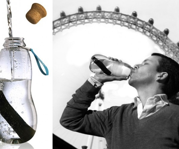 Eau Good Water Filter Bottle Lets You Drink Water from the Tap with Confidence