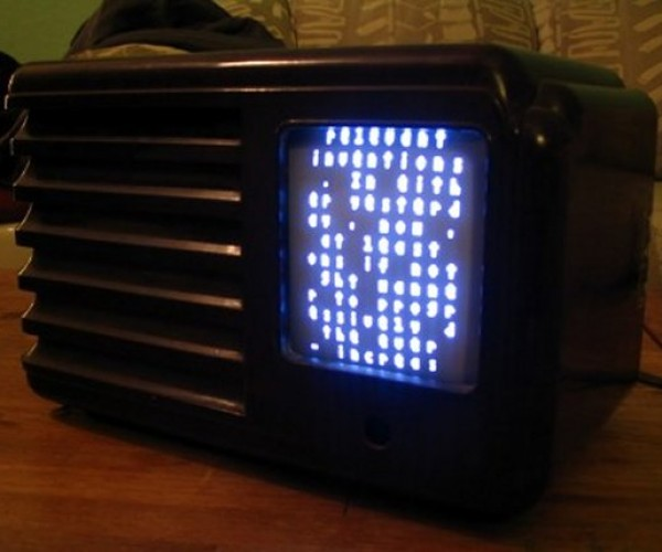 Dymaxion Auto-Matic Buckminster Fuller Radio Would Be Perfect in Fallout