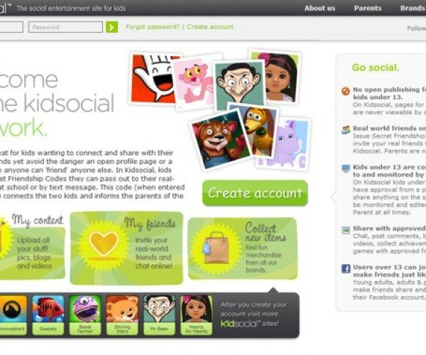 Kidsocial Aims to Make Social Networking Safer for Kids