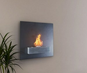 Serafin Liquid Fireplace: The Coolest Flames You'll See on Your Wall