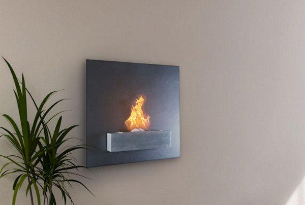Liquid Fireplace