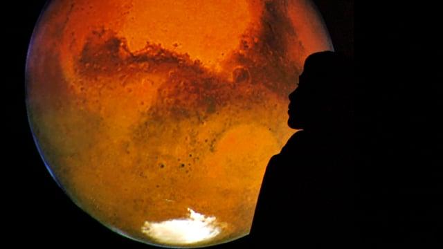 Mars file photo
