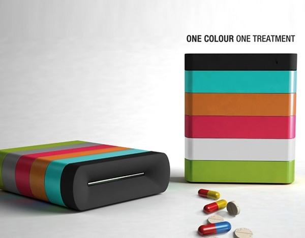 Memo Pill Box