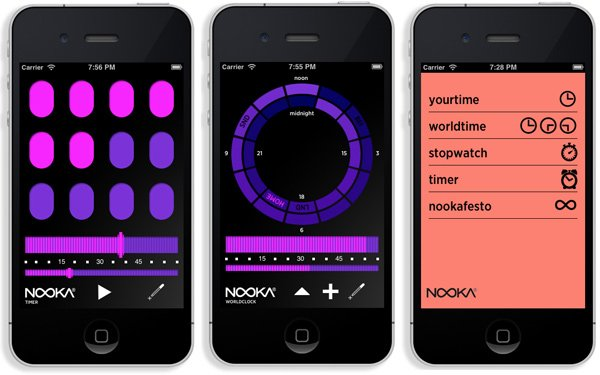 nooka app software ios watch