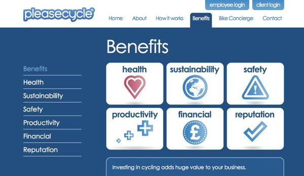 PleaseCycle Benefits