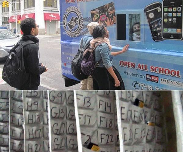 School Phone Ban Spawns New Industry: Gadget Storage Trucks