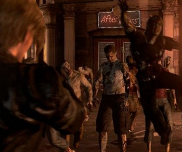 Resident Evil 6 Lets Zombies Run and Use Weapons
