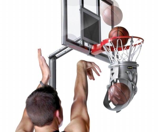 SKLZ Shoot-Around Turns Basketball Hoops into Basketball Loops