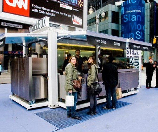 Time Square's Snackbox: Lunch, Shipped Straight to You