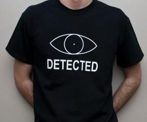Glow-in-the-Dark Skyrim Sneak T-shirt, Did You Hear Something?
