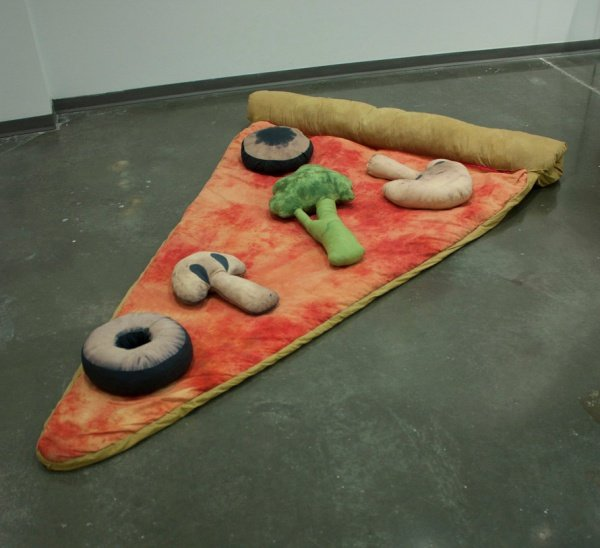Slice of Pizza Sleeping Bag