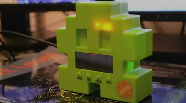 Space Invaders Gmail Notifier