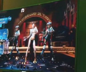 Star Wars Kinect Has Pod Racers, Rancor Destruction and Slave Leia Dancing