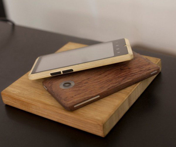 ADzero Bamboo Android Phone: Hopefully It Won't Catch Fire