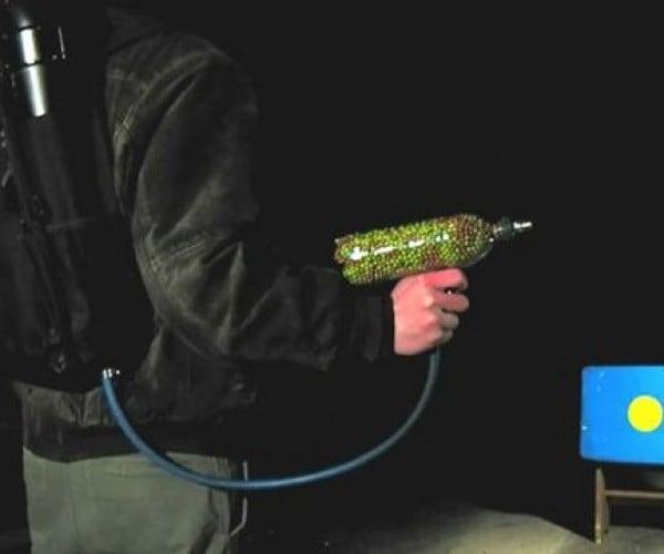 DIY Airsoft Machine Gun Simplified, Even Cheaper