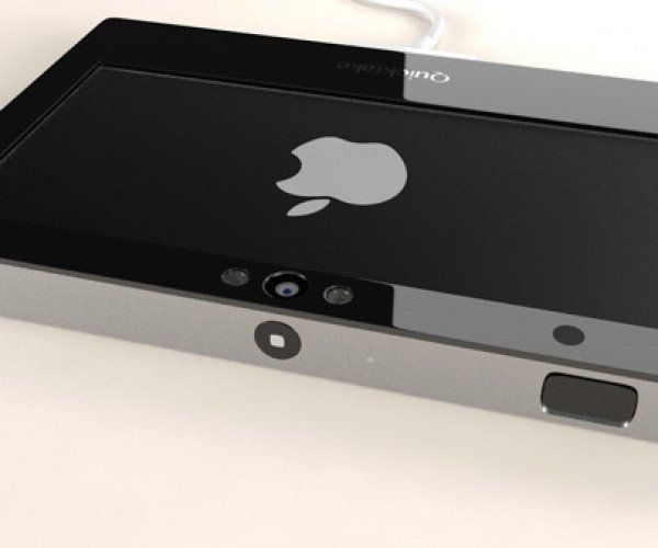 Apple QuickTake Camera Concept Includes Frivolous Swiveling Action