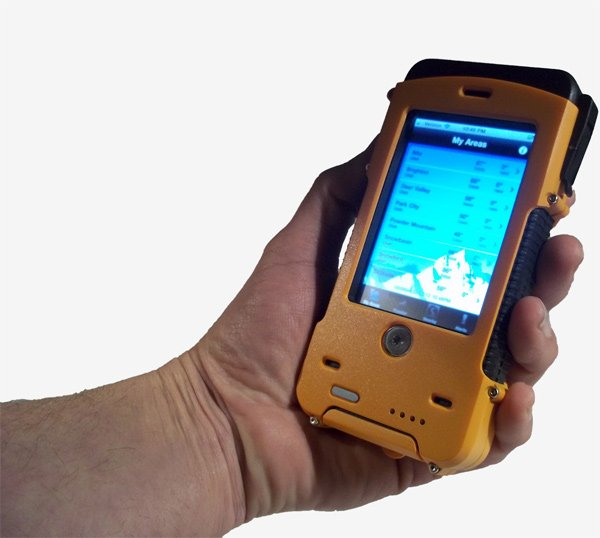 aqua tek iphone rugged case kickstarter
