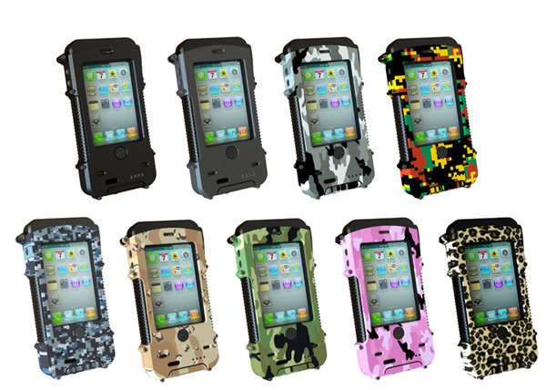 aqua tek iphone rugged case kickstarter