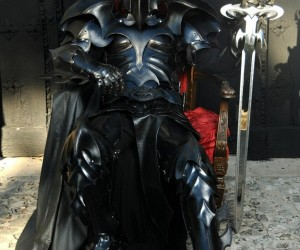 Medieval Batman Armor Makes Batman a True Dark Knight