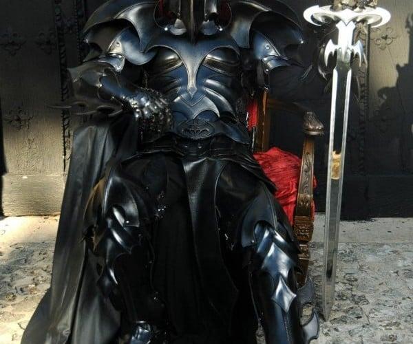 Medieval Batman Armor Makes Batman a True Dark Knight