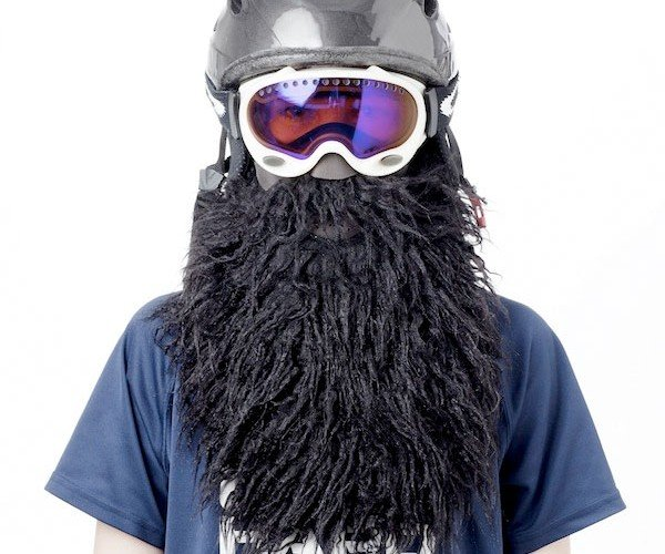 Beardski Bearded Ski Mask Protects Against Yeti Attacks, Attracts Women
