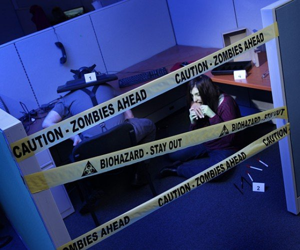 Biohazard & Zombie Crime Scene Tape: A Raccoon City Staple