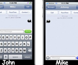 BlackSMS iOS App Lets You Send Encrypted Text Messages
