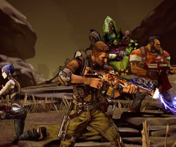 Borderlands 2 Launch Date Trailer Will Make You Joy Puke Your Face Off