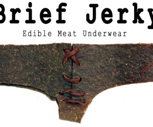 Brief Jerky, the Perfect Valentines Day Gift from a Jerk