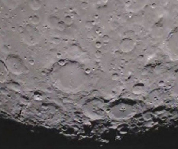 NASA Video Shows the Dark Side of the Moon