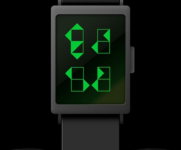 Decypher Watch is Much Easier to Read Than It Looks