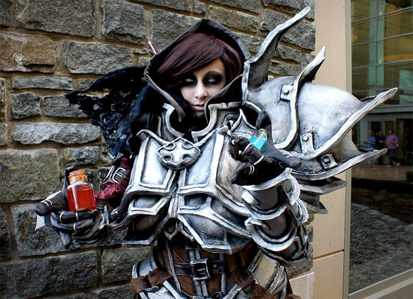 diablo demon hunter costume 2a