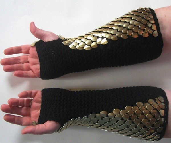 dragonhide gauntlets by crystals idyll 4