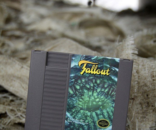 fallout nes cartridge by nick robalik and 72pins 3