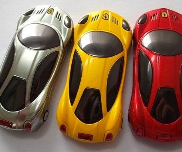Ferarri Knock-Off Cell Phones Defile the Ferrari Name