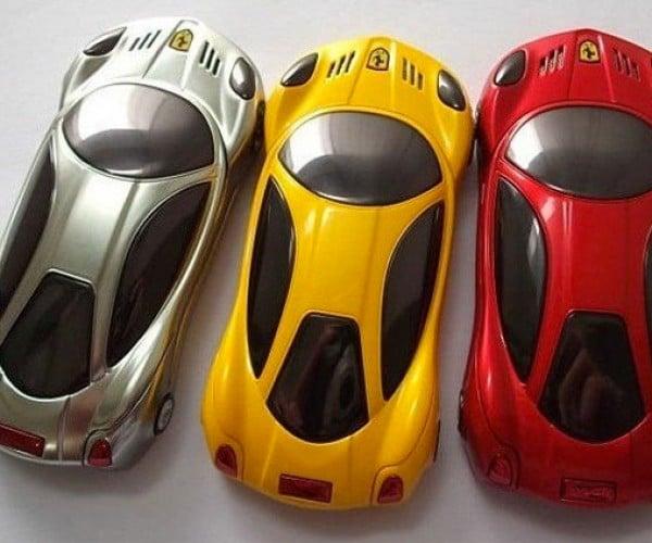 Ferarri Knock-Off Cell Phones Defile the Ferrari Name