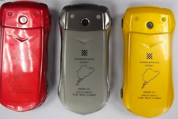 ferarri car cell phones 3
